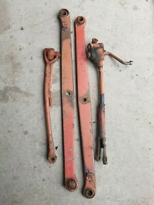 Ford 3point Arms Box Level Lift Arms 8n 9n 2n Tractor