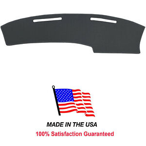 Charcoal Carpet Dash Cover Compatible W 1970 1972 Chevy El Camino Ch21 3