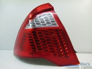 2010 2011 2012 Ford Fusion Tail Light Oem Lh Driver Pre Owned
