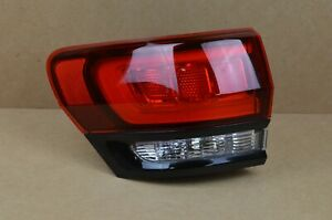 14 15 16 17 18 Jeep Grand Cherokee Left Driver Lh Outter Tail Light Oem Genuine