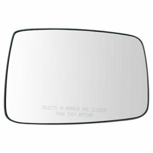 Fit 2009 2010 2011 2012 2013 Dodge Ram Truck Mirror Glass W Bracket Right