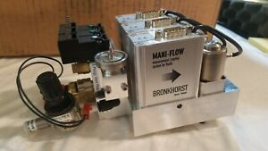 Thermo Scientific Oem2 Gas Control Mod Thm 102f For X series Icp ms Pn 4600439