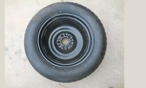 2008 Thru 2012 Infiniti Ex35 Spare Tire Wheel Donut 165 80 17 17