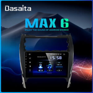 Android 9 0 Gps Head Unit For Toyota Camry 2012 To 2014 Stereo Radio Navigation