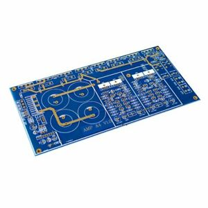 1pcs A4 300w 300w Fully Symmetric Differential High Power Amplifier Board Kit Dj