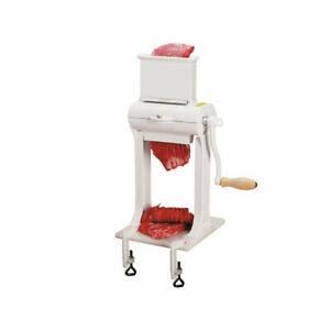 Weston Manual Meat Cuber tenderizer Model 07 3101 w a