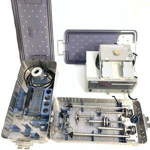 Karl Storz Unidrive Gyn Rotocut Morcellator Set W Footswitch Accessories