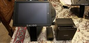 Salido Point Of Sale System Ipad Pos System