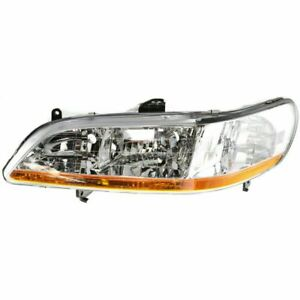 Fit For 1998 1999 2000 2001 2002 Honda Accord Headlight Left