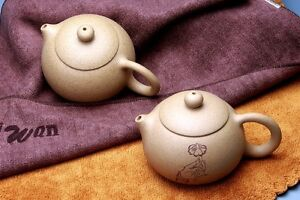 190cc China Yixing Zisha Clay Handmade Teapot Chinese Xishi Tea Pot Cup 190ml