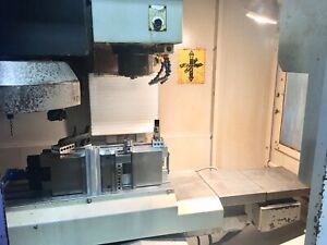Sharp Sv 2412 Vertical Machining Center 8000 Rpm cnc Mini Mill Vmc Haas Vf