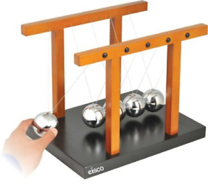 Giant Newton s Cradle Completely Assembled Size 12 25 X 9 5 X 9 7 310 X X