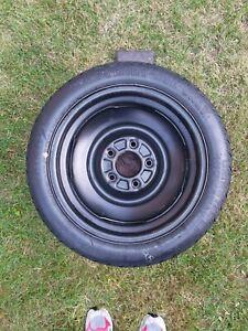 Uniroyal T125 70d15 Spare Tire And Wheel Uniroyal Hideaway Local Pick Up Only