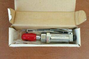New Blue Point Snap on 1 4 Dr Mini Air Ratchet At200b With Paperwork