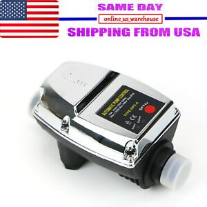 Automatic Pump Pressure Controller Electronic Switch Control Uni For Water Pump