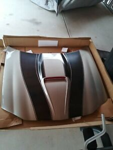 98 02 Chevy Camaro Ss Oem Gm Ram Air Hood Pewter Used Ls1 Z28 Rs