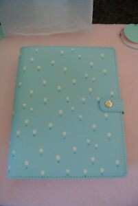 Kikki k Personal Planner Large Mint cute Brand New In Package