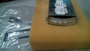 Weston Instruments 9921999 Scale Panel Meter 1 200f Model 111 Vdc free Shipping