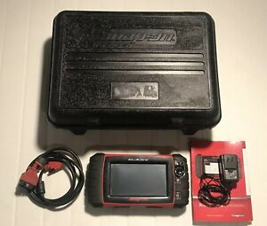 Snap On Tools Solus Ultra Diagnostics Scanner Domestic Asian Euro 19 2