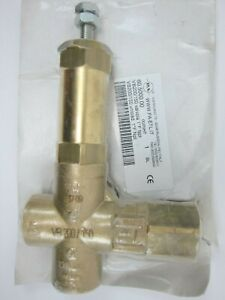Pa Italy Unloader Valve Vb 200 150 2450 Psi 53 Gpm 1 Fnpt