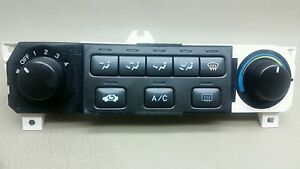 1998 1999 2000 99 Accord Odyssey Ac Heater Manual Temperature Climate Control