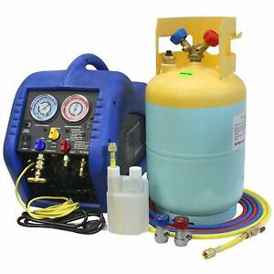 Mastercool 69110 Automotive A c Recovery System