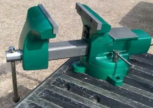 Wilton Vise 8 Swivel Base Bench Pipe Combination Vise Pick Up Only