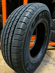 4 New 265 70r17 Patriot Ht 10 Ply All Season Tires 2657017 Lt265 70 17 Lre M s