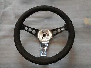 Superior Performance The 500 12 Steering Wheel Used