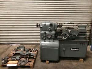 Monarch 10ee Precision Toolmaker s Lathe upgraded Solid State gmt 1974