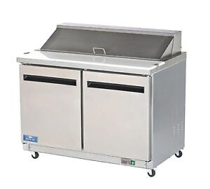Arctic Air Ast48r Refrigerated Counter Sandwich Salad Unit
