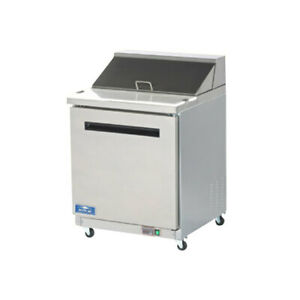 Arctic Air Amt28r Refrigerated Counter Mega Top Sandwich Salad Unit