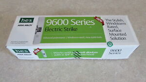 Hes 9600 9600 12 24 630 Electric Strike Free Fast Ship 9600 630 Factory Sealed