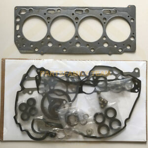 Engine Gasket Kit Head Gasket For 4d56t 4d56tc 16v Dodge Ford Auto Car Md978645