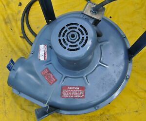Dayton Dust Collector Motor 1z864a 1 Hp 220 440 V 3 Ph 700 Cfm Vacuum