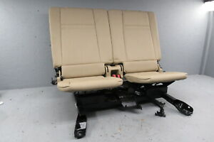 2007 2013 Bmw X5 E70 Rear Back Seat 3rd Third Row Seats Tan Replacement Seats