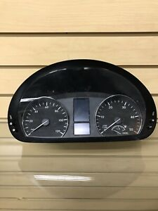 07 08 09 Mercedes Dodge Sprinter 3500 2500 Speedometer Cluster A 906 446 7221