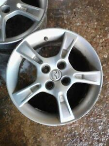 Wheel 15x6 Alloy 5 Notched Spokes Fits 02 03 Mazda Protege 309882