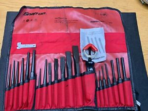 Snap On Master Punch And Chisel Set