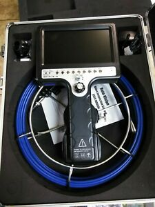 Rotobrush I2 Cam Video Inspection System 7 inch Lcd Color Screen With Case