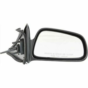 Fit 1999 2000 2001 2002 2003 Mitsubishi Galant Mirror Manual Remote Right Side