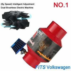For Golf Jetta Supercharger Turbo Charger Kit Small Universal Turbocharger 12v