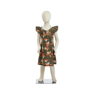 New Retails Flexible 5 Year Old Child s Mannequin With Removable Head Piece