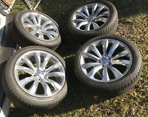 20 Chrysler 300 Charger Challenger 2005 2019 Oem Wheels Rims Tires 2016 2018