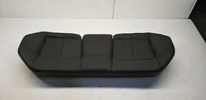 New Oem Rear Bench Seat Black Leather Altima 02 03 04 05 06 Lower Cushion
