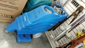 Castex Frontier Carpet Extractor Heavy Duty Commercial Vacuum Col Oh Pickup Only