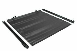 Lund 6 Genesis Roll Up Truck Bed Tonneau Cover For S10 Sonoma Hombre 96007