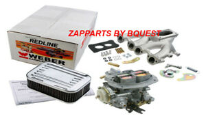 Vw Dasher Golf Rabbit Scirocco Redline K 402 Carburetor Kit