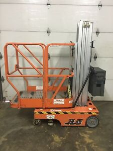 2004 Jlg 12sp 12 Electric Scissor Vertical Mast Man Lift