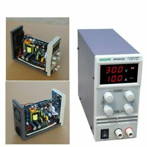 30v 5a 10a Adjustable Precision Regulated Dc Power Supply Digital Led Display My